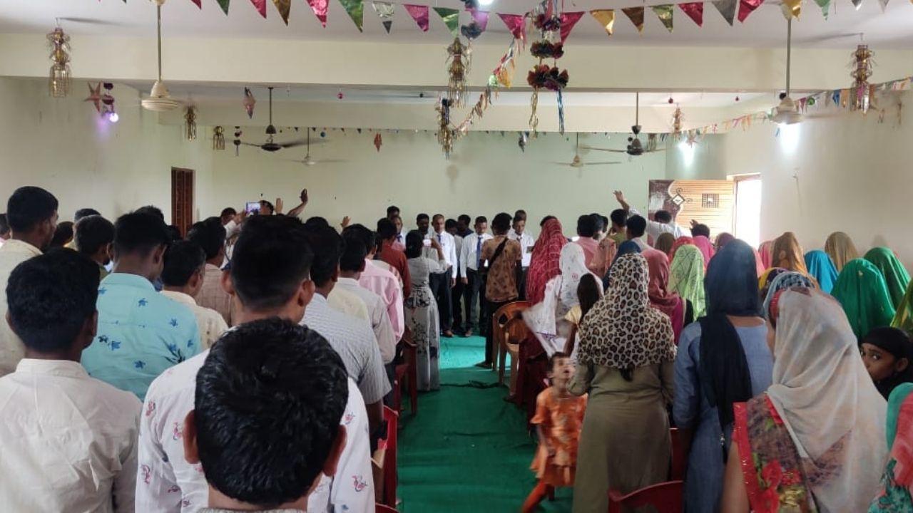 Bible  College Graduation Gujarat