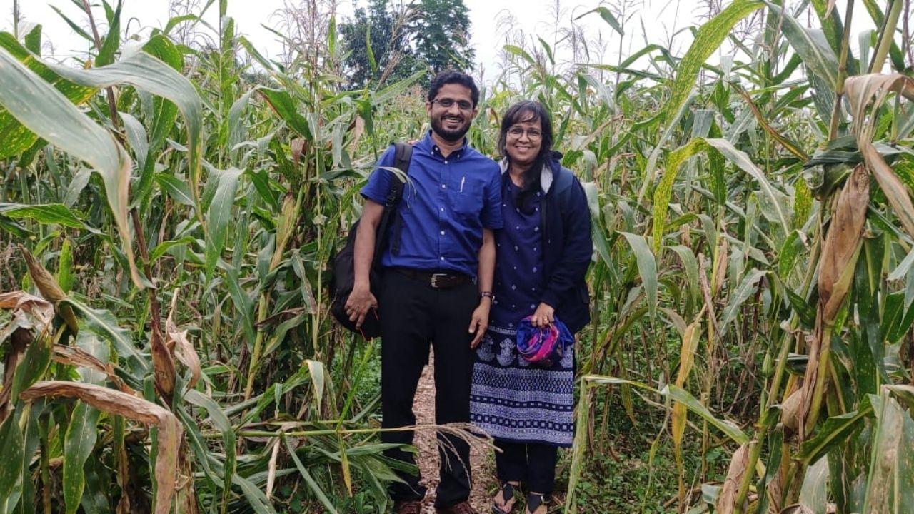 P. Binu & Sheetal